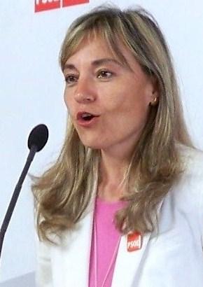 """DOMINGO 22 MAYO 2011. Macarena Elvira llama a la participación en las elecciones municipales """"para que nadie decida por nosotros"""""""