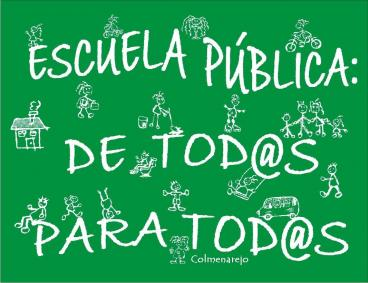 LAS CONSECUENCIAS DE LOS RECORTES EN LA EDUCACIÓN MADRILEÑA 5 Octubre 2.011