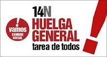 PSOE COLMENAREJO SOBRE LA HUELGA GENERAL DEL 14-N