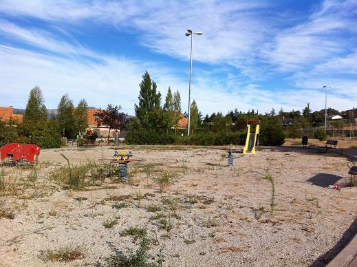 Las consecuencias de los recortes del PP en los Parques de Colmenarejo