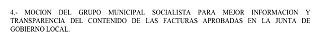 En #Colmenarejo, PP, Vico y AxC, votan en contra de MOCION TRANSPARENCIA